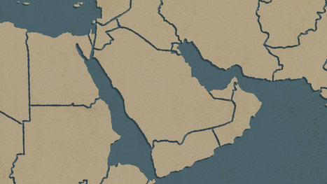 40 Maps That Explain The Middle East | Noticias, Recursos y Contenidos sobre Aprendizaje | Scoop.it