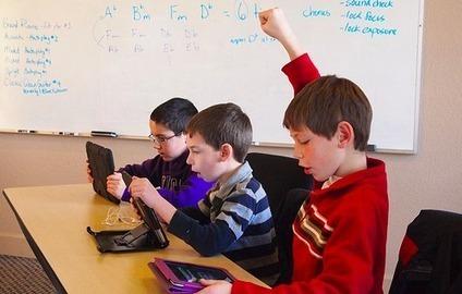 Leren kinderen wat van een iPad in de klas?   In het nieuws   360 Magazine   Leer-netwerk   Scoop.it