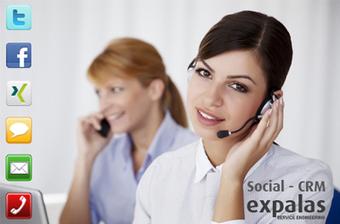 Kundenservice und Kommunikation in Social Media - S-CRM Service Call Center für Chat-Hotline, Kundenbetreuung und Monitoring | SocialM | Scoop.it