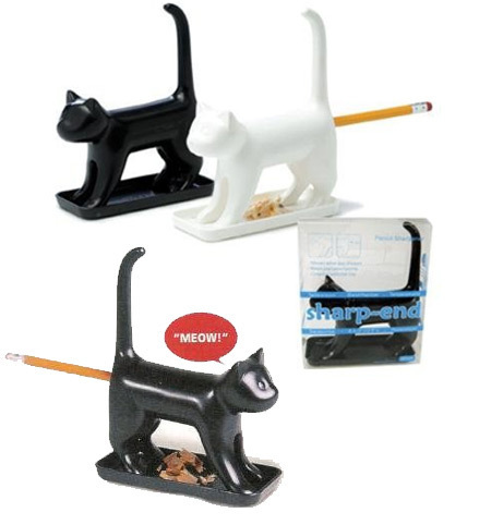 11 Creative Pencil Sharpeners (creative sharpener, pencil sharpeners) - ODDEE | enjoy yourself | Scoop.it
