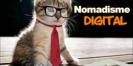 Le nomadisme digital et le smartphone : une histoire d'amour ! | changer de vie | Scoop.it