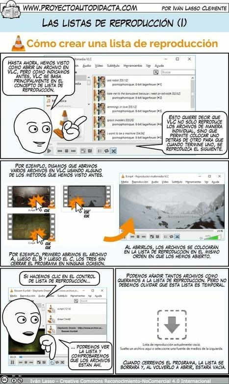 Todo sobre las listas de reproducción de VLC media player | Ubuntu y otras TICs | Scoop.it