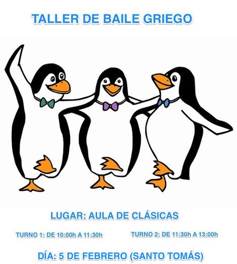 EURICLEA: IES MACIÀ ABELA #CREVILLENT: TALLER DE #DANZAS GRIEGAS... | EURICLEA | Scoop.it