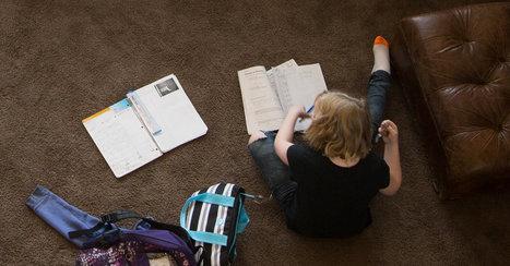 As Students Return to School, Debate About the Amount of Homework Rages   Purposeful Pedagogy   Scoop.it