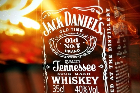 Jack Daniel's Tennessee Whiskey - WhiskeyOK | The Top Whiskey Brands | Scoop.it