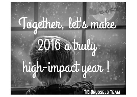 Take your business to the next level! Brussels, February 2nd, 2016 | TiE Brussels | Scoop.it