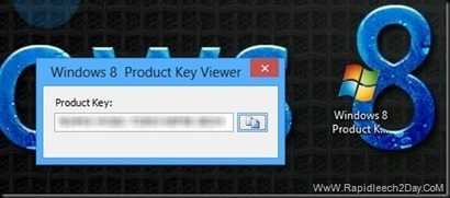 How to Find/Know Your Windows 8 Product Key on a Preinstalled Windows – 3 Methods   Rapidleech2day   Scoop.it