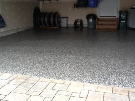 What Are The Different Types of Garage Floor Coverings? | The Floor Company | Homes and Condos | Scoop.it
