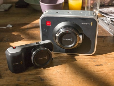The pocket rocket...Blackmagic downsizes the BMCC and does a 4K upsize of the orginal !   Videography   Scoop.it