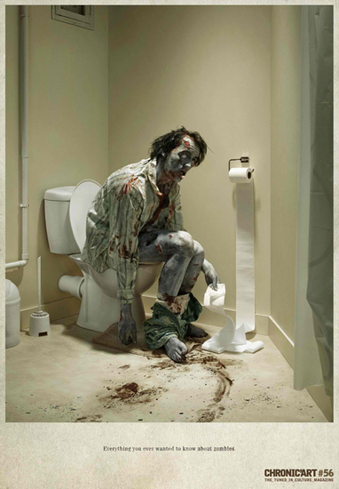 25 Scary Ads Inspired by Halloween Season | Visual Loop Inspiration | Scoop.it