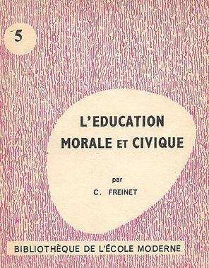 Bibliothèque de l'Ecole Moderne n° 5 - L'Education morale et civique   Coop'ICEM   Moisson sur la toile: sélection à partager!   Scoop.it