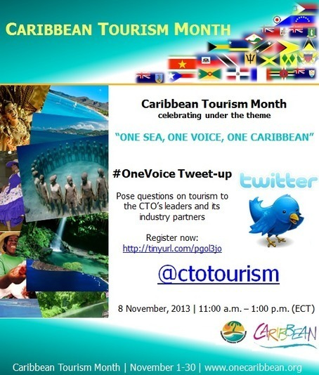 November is Caribbean Tourism Month | CAYMAN ISLANDS | Scoop.it