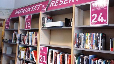 Maksuton varausjärjestelmä aiheuttaa varausvyöryn kirjastoissa – henkilöstö on helisemässä turhan työn kanssa | Kirjastoala | Scoop.it