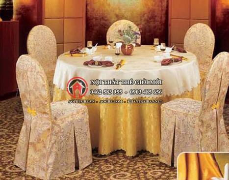 Địa chỉ may áo ghế nhà hàng phòng họp tại Hà Nội | Thế giới mới | Scoop.it