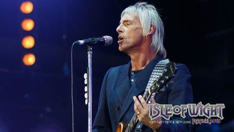 Live music by Paul Weller - Audio highlight | livetube | Scoop.it