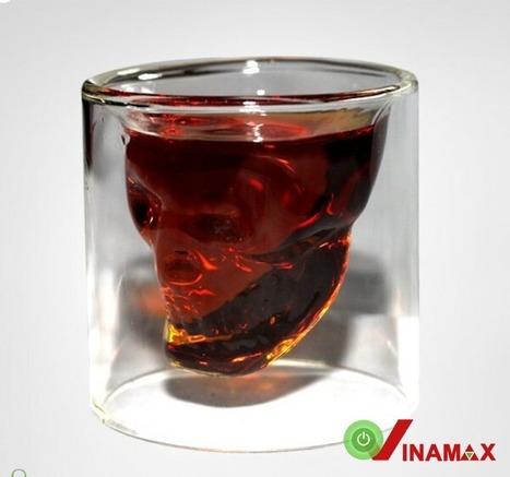 Ly Rượu Hình Đầu Lâu 3D Độc Đáo | Đồ Handmade - Qùa tặng sáng tạo | Scoop.it