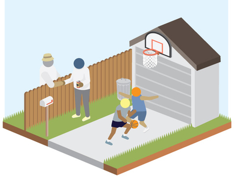Meet Your Neighbors Without Seeming like a Crazy Person | Front Porch Community: Neighborhood Community-Building | Scoop.it