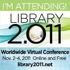 Library 2.011 Virtual Conference | We Are New Librarians | The Information Professional | Scoop.it