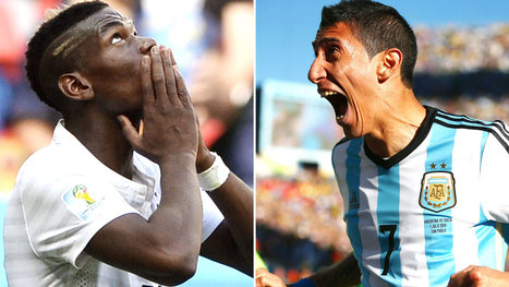 Real Madrid, Juventus agree swap deal for Di Maria, Pogba - FOXSports.com | Real Madrid | Scoop.it