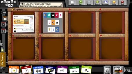 Organiza tu escritorio virtual con Museum Box | Nuevas tecnologías aplicadas a la educación | Educa con TIC | Recull diari | Scoop.it