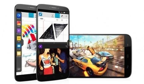 Alcatel OneTouch Hero 2, encore un concurrent pour le Galaxy Note ... - Frandroid | ALCATEL ONE TOUCH vu par le web | Scoop.it