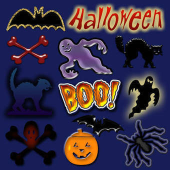 Halloween Collection PhotoshopPresets | Creative Digital Media | Scoop.it