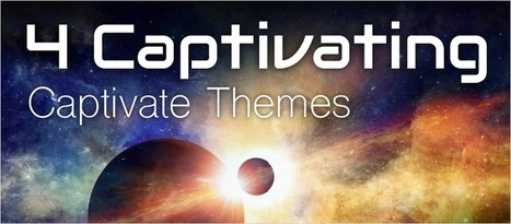 4 Captivating Captivate Themes - eLearning Brothers | eLearning Templates | Scoop.it