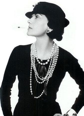 Vichy : Coco Chanel en mode Mademoiselle | La Voyance par telephone consiste franco prosperite | Scoop.it