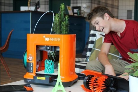 XYZprinting's New da Vinci Mini 3D Printer is the Affordable Model You've Been Waiting For | Vous avez dit Innovation ? | Scoop.it