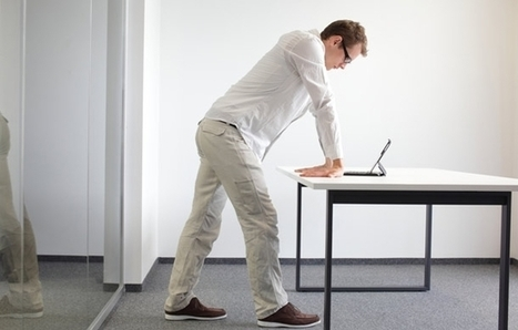 4 Ways to Eliminate Back and Neck Pain at Work | Health and Well Being | Scoop.it