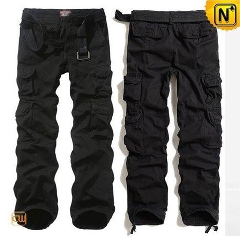 San Antonio Mens Black Work Hiking Pants CW100011 | Leather Blazer Jacket | Scoop.it
