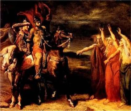 """Shakespeare's """"Macbeth"""" from a Jungian view 