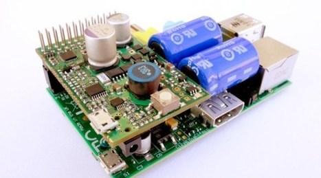 Supercapacitors for the Raspberry Pi | Arduino, Netduino, Rasperry Pi! | Scoop.it