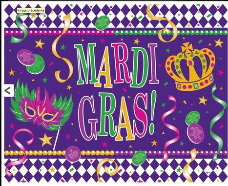 Carnaval et Mardi Gras | French learning - le Français dans tous ses états | Scoop.it