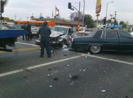 Benedict Canyon Drive Beverly Hills Car Crash in August 2014 | Personal Injury and Accident Law | Scoop.it