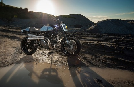 Ducati Flat Tracker - Silodrome | Ductalk Ducati News | Scoop.it