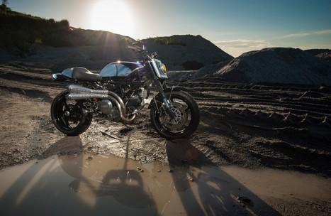 Ducati Flat Tracker - Silodrome | Ductalk Ducati News | Scoop.it