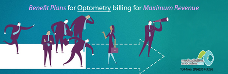 Benefit Plans for Optometry Billing for Maximum Revenue | Medical Billing And Coding Services | Scoop.it