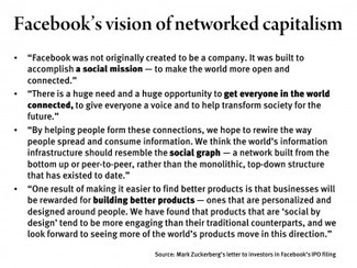 Facebook in the Age of Facebook – The New Inquiry | The Digital Stranger: Education, participation, social networking and creativity | Scoop.it