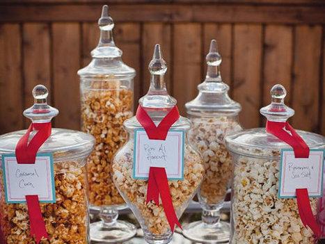 Decoration: Popcorn Jar For Summer Fun Summer Party Decorating Ideas   Celebrations!   Scoop.it