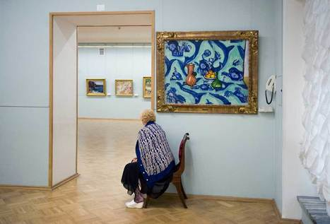 The women who watch Russia's treasures / The Art Newspaper   Museums in Russia   Scoop.it
