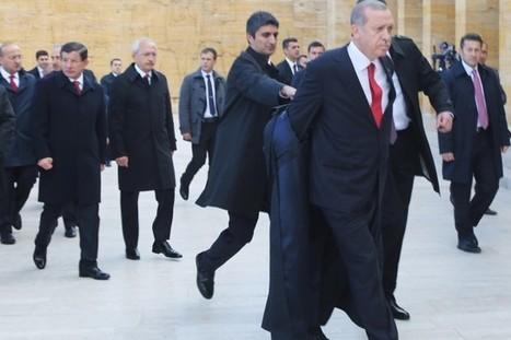 Turquie: 50 médias internationaux écrivent au président Erdogan | Europe | diversité | Scoop.it