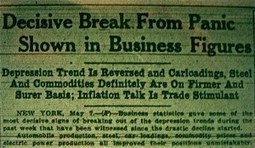 They Denied That We Were In A Depression In 1933 And They Are Doing It Again In 2013   Becket Economics   Scoop.it