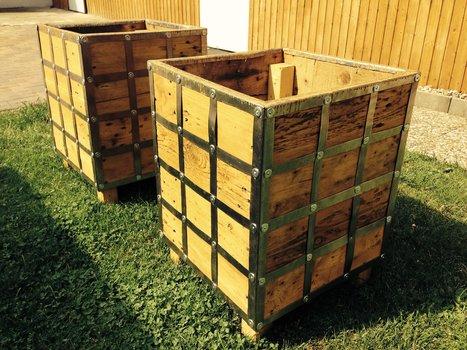 My Pallet Furniture for the Garden   1001 Pallets ideas !   Scoop.it
