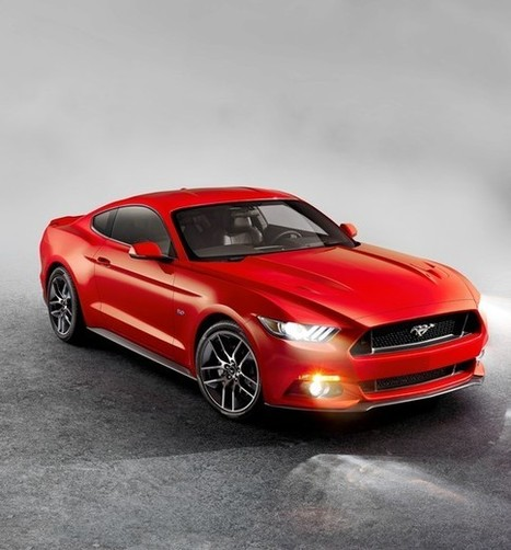 The New Ford Mustang Proves Muscle Cars Aren't Dead   Marketing Automobile ( marketing, business et strategie)   Scoop.it