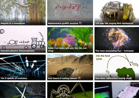 ScienceDump | Daily science + art = inspiration | E-Learning Suggestions, Ideas, and Tips | Scoop.it