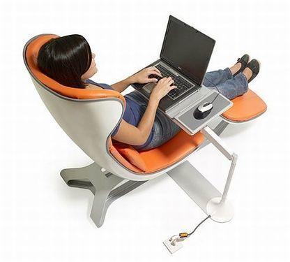 The Daybed Chair by Manuelsaez | Arkitektura xehetasunak | Scoop.it