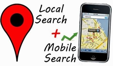 Local Search & Mobile: Emerging Trends Small Business Should Know About - Mobileappstuff - Mobile App Development Blog | Marketing Trends And Tips | Scoop.it