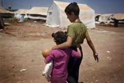 Save the Children, 1 milione i bambini siriani rifugiati nei paesi vicini ...   Pediatra Ferrando Alberto   Scoop.it