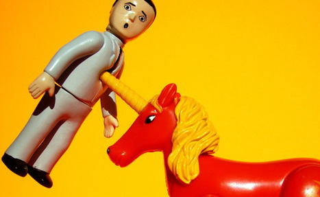 Content marketing is not a unicorn | Small Business Web Engagement | Scoop.it